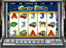 Игровой автомат Crazy Fruits: сочные фрукты дарят крупные призы
