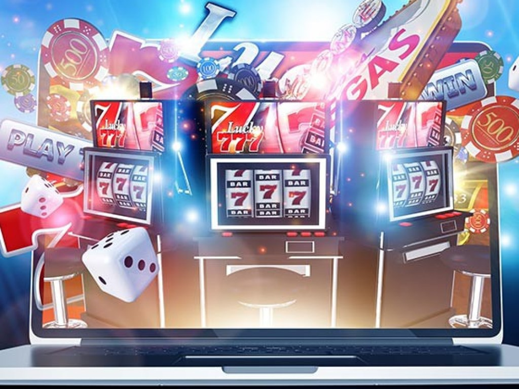слоты в казино