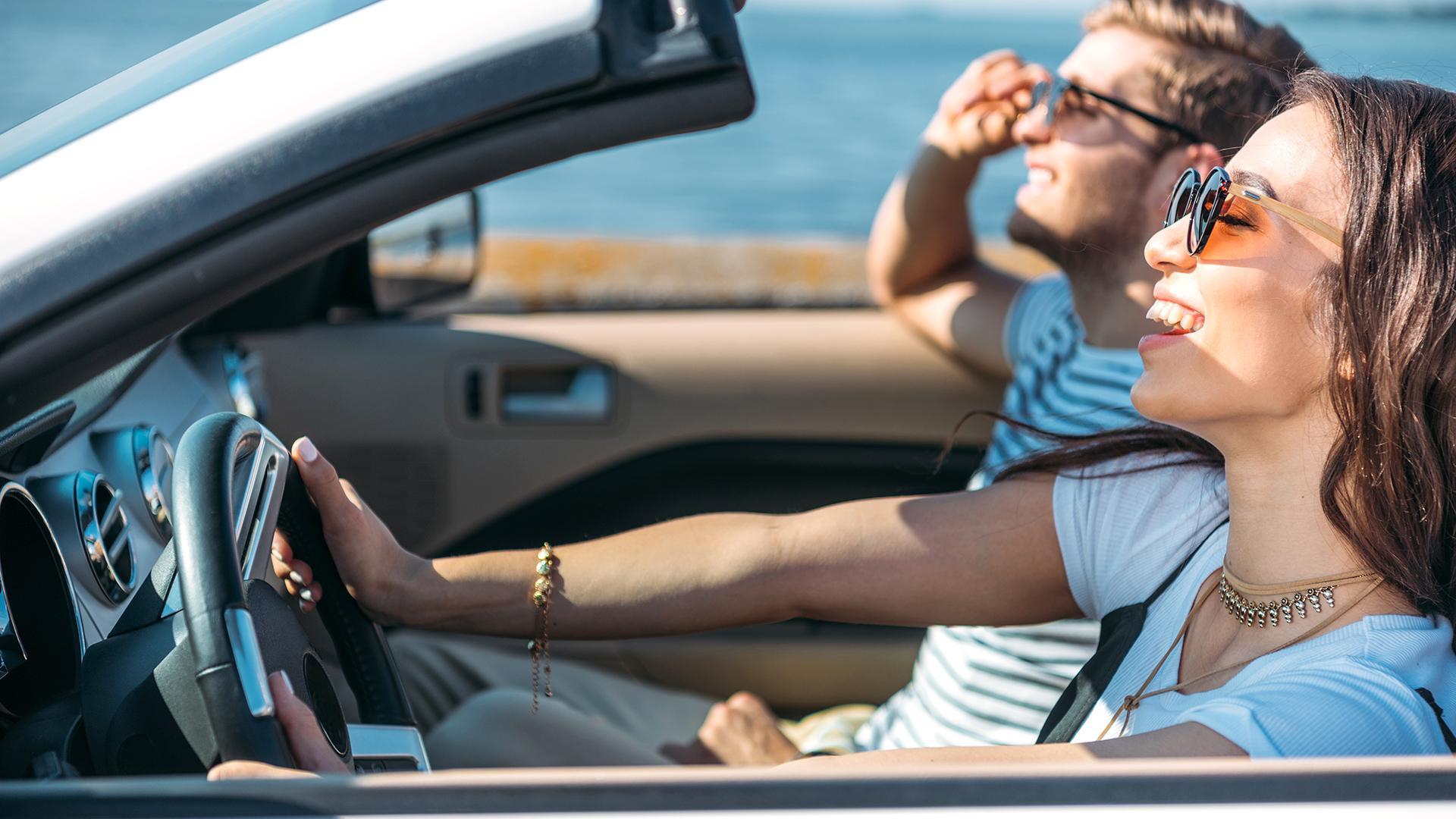 Как путешествовать на автомобиле